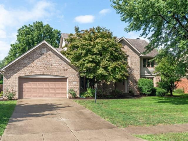 1419 Stonemill Circle N, Carmel, IN 46032 (MLS #21589963) :: The Indy Property Source
