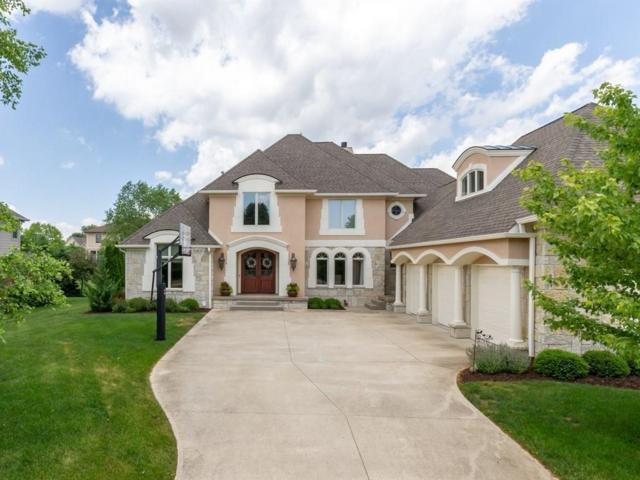 12408 Bittern Circle, Fishers, IN 46037 (MLS #21589995) :: Richwine Elite Group
