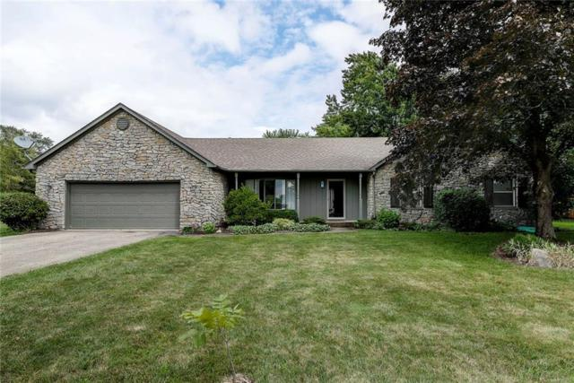 3755 S 875 E, Zionsville, IN 46077 (MLS #21590012) :: The Indy Property Source