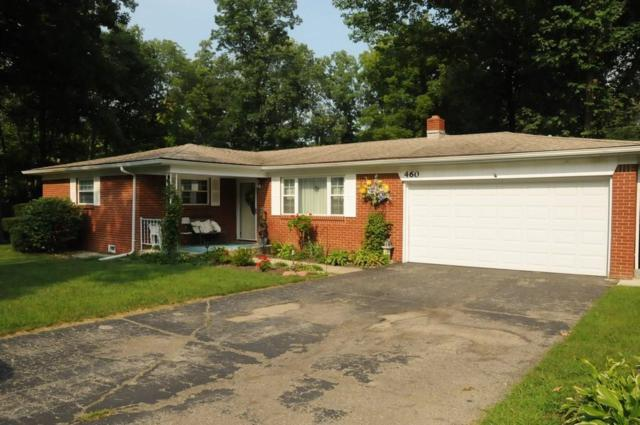 460 S Denny Drive, New Castle, IN 47362 (MLS #21590043) :: The ORR Home Selling Team