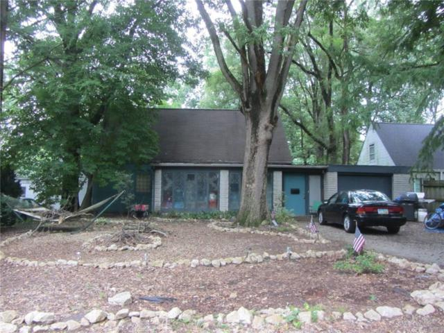 1206 E Crawford Drive, Indianapolis, IN 46220 (MLS #21590060) :: Richwine Elite Group