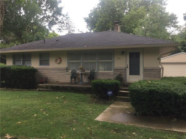 2551 E 68th Street, Indianapolis, IN 46220 (MLS #21590070) :: Richwine Elite Group