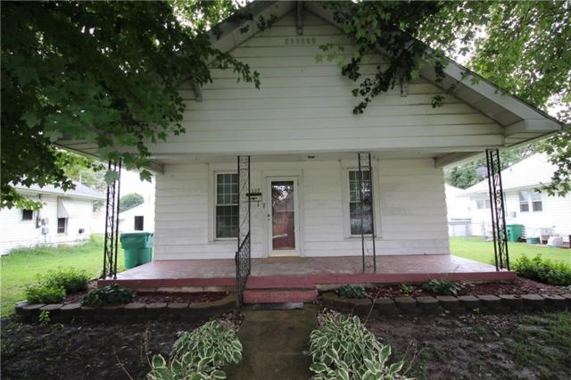 1329 P Avenue, New Castle, IN 47362 (MLS #21590105) :: The ORR Home Selling Team