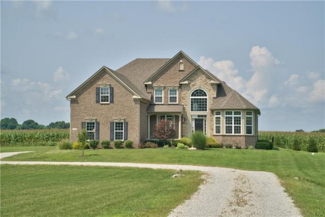 4282 S 800 East, Zionsville, IN 46077 (MLS #21590116) :: The ORR Home Selling Team