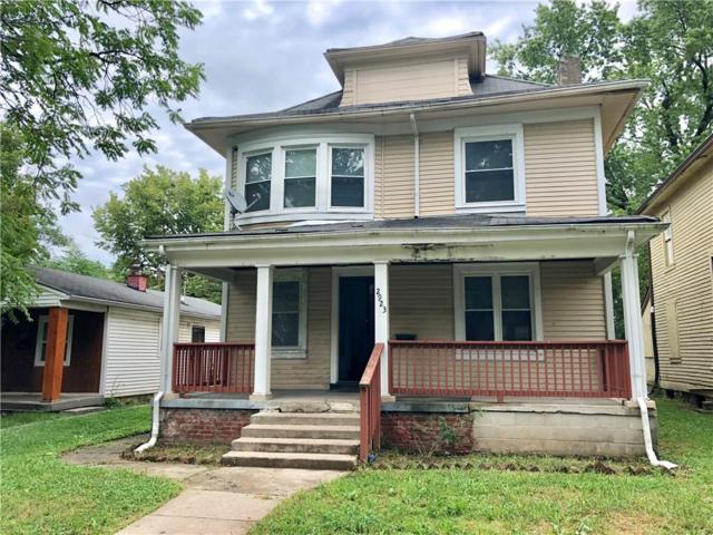 2923 Guilford Avenue, Indianapolis, IN 46205 (MLS #21590120) :: Richwine Elite Group