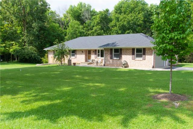 607 Tanglewood Drive, Noblesville, IN 46060 (MLS #21590138) :: The Indy Property Source