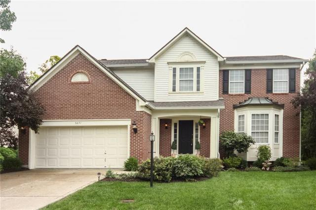 5271 Ivy Hill Drive, Carmel, IN 46033 (MLS #21590139) :: Indy Scene Real Estate Team