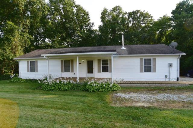 3560 Wilbur Road, Martinsville, IN 46151 (MLS #21590150) :: The Indy Property Source