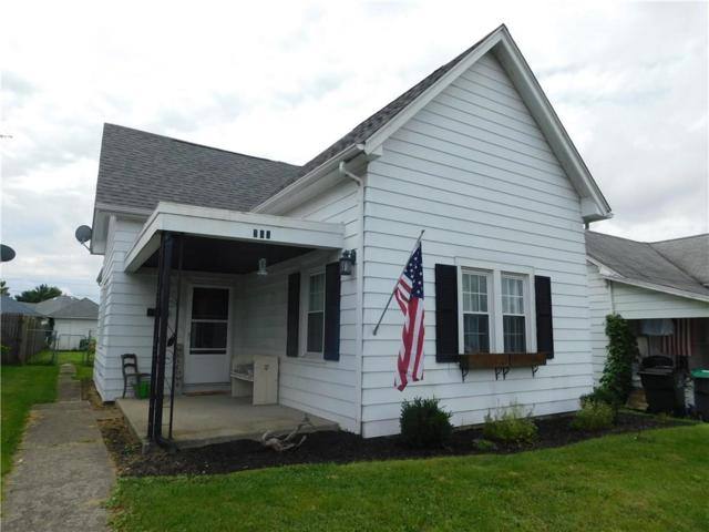 743 N Michigan Avenue, Greensburg, IN 47240 (MLS #21590195) :: The ORR Home Selling Team