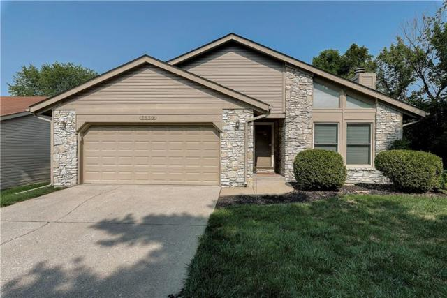 7530 Eagle Valley Pass #0, Indianapolis, IN 46214 (MLS #21590198) :: FC Tucker Company