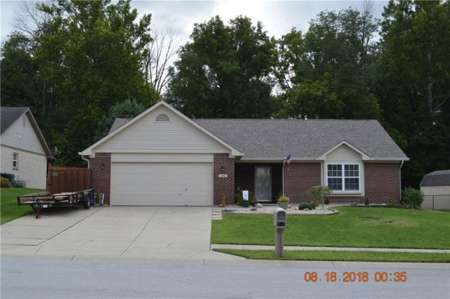1106 Enchanted View Drive, Mooresville, IN 46158 (MLS #21590201) :: The Indy Property Source