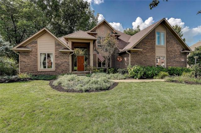 823 Pebble Brook Place, Noblesville, IN 46062 (MLS #21590209) :: The Evelo Team