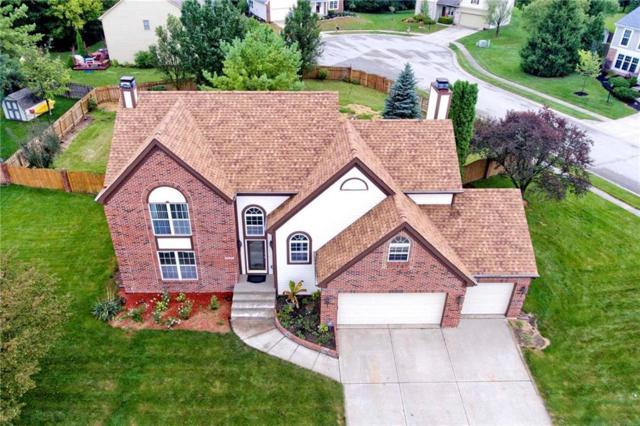 11238 Echo Ridge Lane, Indianapolis, IN 46236 (MLS #21590238) :: Richwine Elite Group