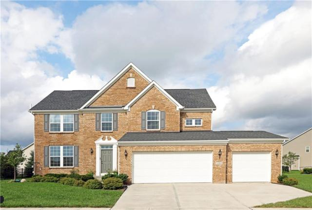 11915 Eaglechase Way, Zionsville, IN 46077 (MLS #21590254) :: The Indy Property Source