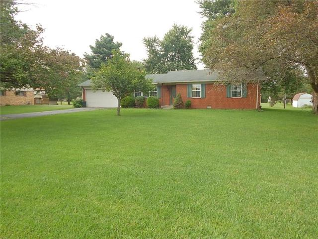 9210 E County Rd 300N, Brownsburg, IN 46112 (MLS #21590262) :: The Indy Property Source
