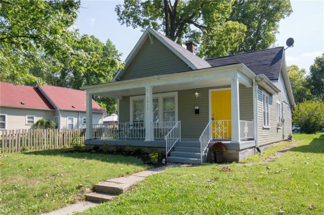 1411 Pleasant Street, Indianapolis, IN 46203 (MLS #21590274) :: Mike Price Realty Team - RE/MAX Centerstone