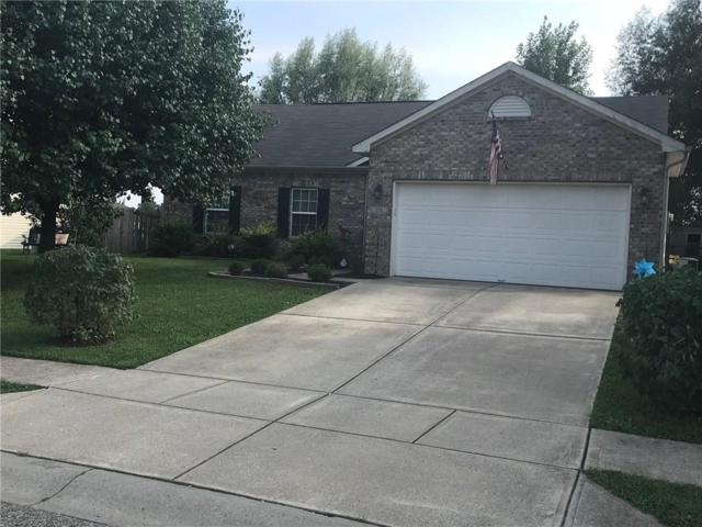116 Burkhart Drive, Bargersville, IN 46106 (MLS #21590292) :: The Indy Property Source