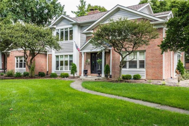5401 N Meridian Street, Indianapolis, IN 46208 (MLS #21590298) :: The Indy Property Source