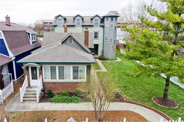 906 Greer Street, Indianapolis, IN 46203 (MLS #21590299) :: HergGroup Indianapolis