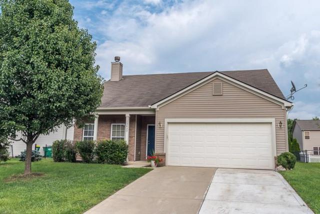 13433 Smokey Quartz Lane, Fishers, IN 46038 (MLS #21590318) :: The Indy Property Source