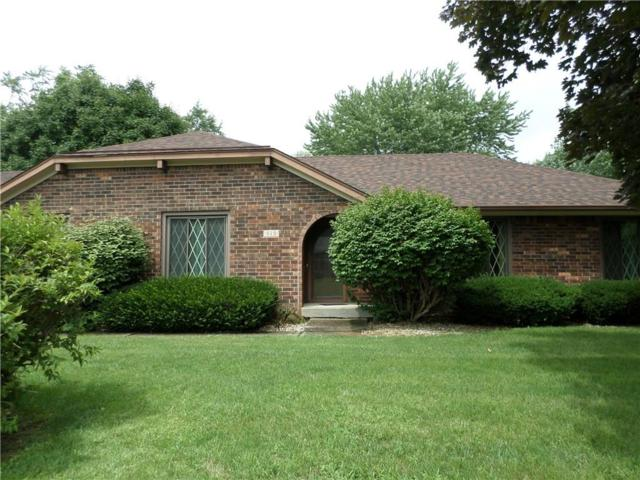 510 Elbow Bend Boulevard, Greenwood, IN 46142 (MLS #21590320) :: The Indy Property Source