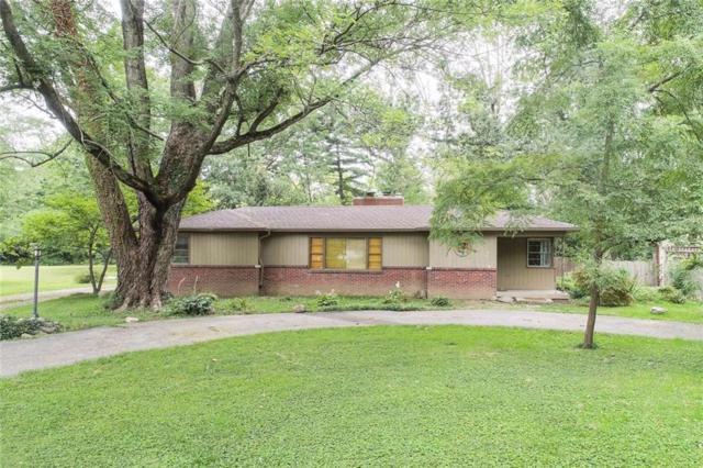 7840 Melbourne Road, Indianapolis, IN 46268 (MLS #21590325) :: The Indy Property Source