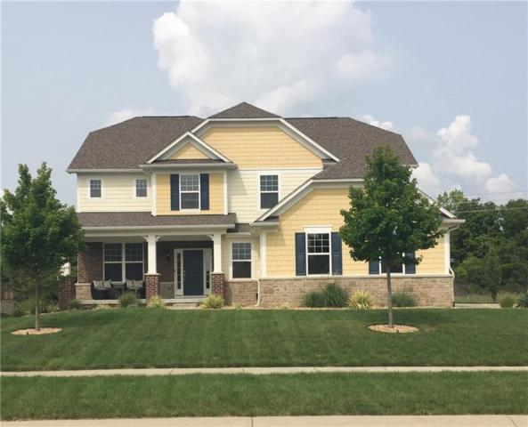 8912 Windpointe Pass, Zionsville, IN 46077 (MLS #21590327) :: The Indy Property Source