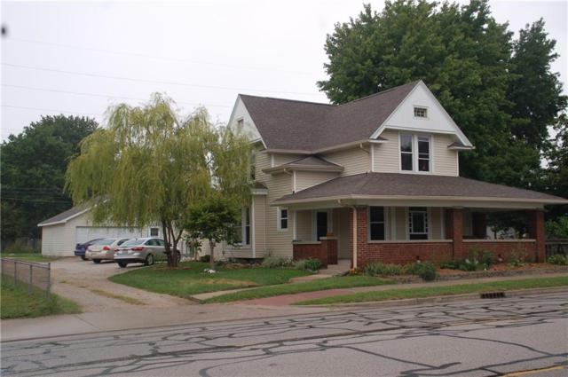 1560 E Morgan Street, Martinsville, IN 46151 (MLS #21590332) :: The Indy Property Source