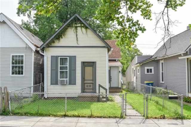1543 S New Jersey Street, Indianapolis, IN 46225 (MLS #21590371) :: Mike Price Realty Team - RE/MAX Centerstone