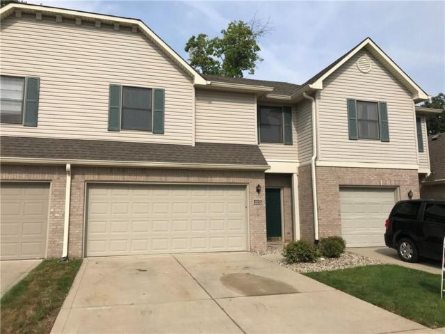 1012 S Montgomery Road, Greenwood, IN 46143 (MLS #21590396) :: The Indy Property Source
