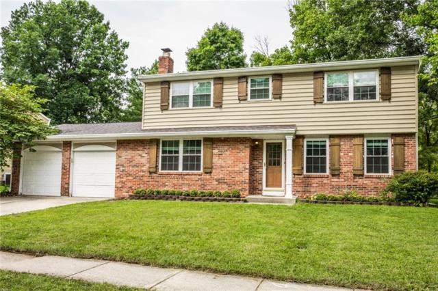 9226 Rymark Drive, Indianapolis, IN 46250 (MLS #21590429) :: The Indy Property Source
