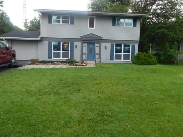 880 Toschlog Road, Richmond, IN 47374 (MLS #21590439) :: The Evelo Team