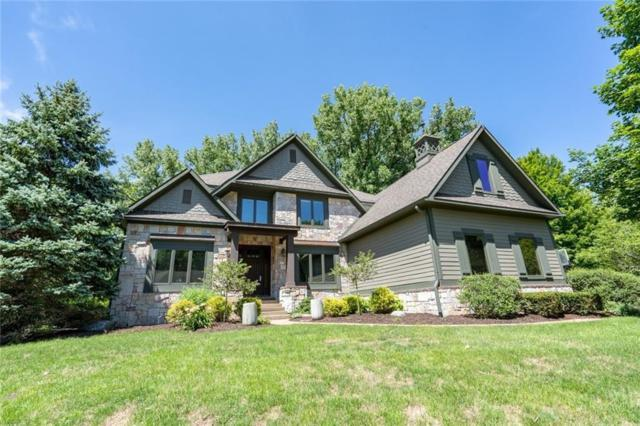 6303 Oxbow Way, Indianapolis, IN 46220 (MLS #21590455) :: The Indy Property Source