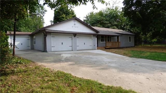 6703 Riverview Drive, Indianapolis, IN 46220 (MLS #21590478) :: Richwine Elite Group