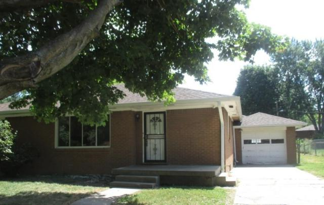 4033 N Euclid Avenue, Indianapolis, IN 46226 (MLS #21590493) :: Richwine Elite Group