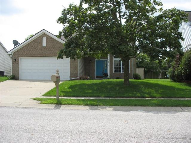 727 Woodcote Lane, Brownsburg, IN 46112 (MLS #21590505) :: The Indy Property Source