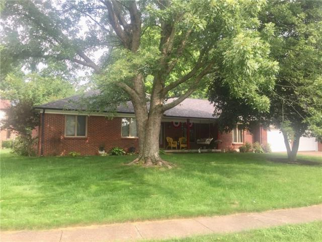 633 Beech Drive, Plainfield, IN 46168 (MLS #21590510) :: The Indy Property Source