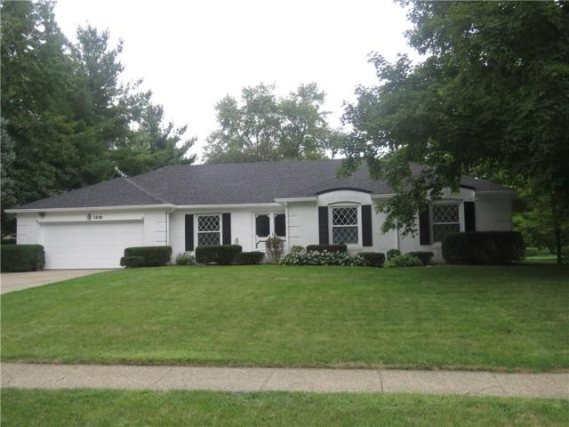 1318 E 126TH Street, Carmel, IN 46033 (MLS #21590514) :: The Indy Property Source