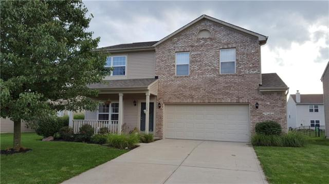 3158 Monterey Drive, Whiteland, IN 46184 (MLS #21590537) :: The Indy Property Source