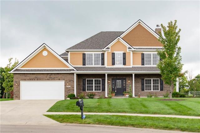 6973 S Foster Ridge Court, Pendleton, IN 46064 (MLS #21590543) :: Mike Price Realty Team - RE/MAX Centerstone