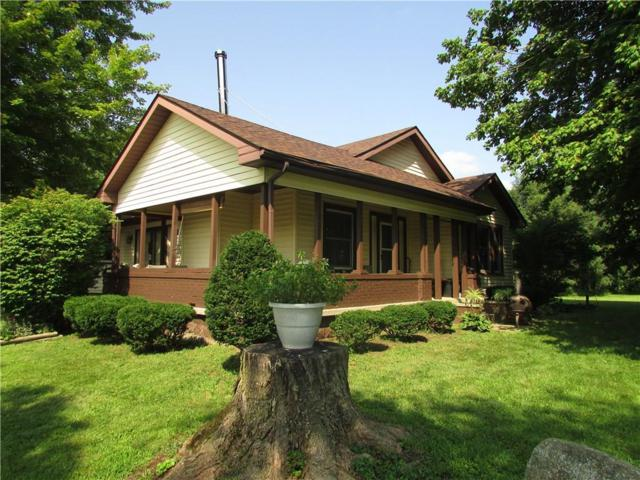 11580 W County Road 650 S, Daleville, IN 47334 (MLS #21590555) :: The ORR Home Selling Team