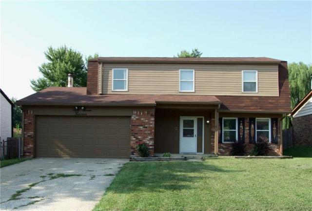 5714 Somers Drive, Indianapolis, IN 46237 (MLS #21590579) :: The Indy Property Source