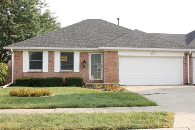 231 Hamilton Street, Brownsburg, IN 46112 (MLS #21590594) :: The Indy Property Source