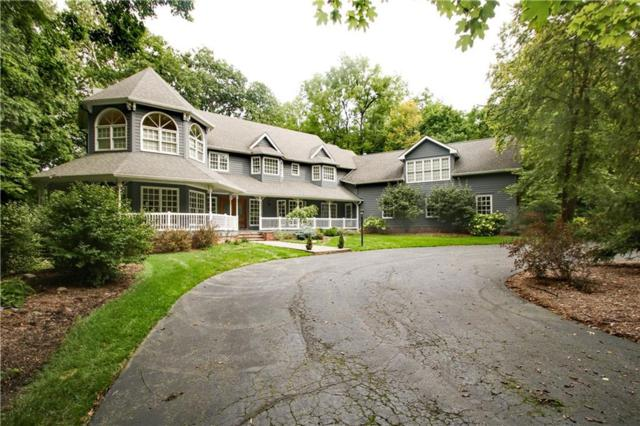 6457 Mayfield Lane, Zionsville, IN 46077 (MLS #21590603) :: The Indy Property Source