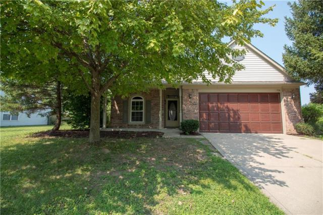 516 Mallory Parkway, Franklin, IN 46131 (MLS #21590610) :: The Indy Property Source