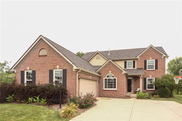 14029 Amblewind Place, Carmel, IN 46074 (MLS #21590636) :: The Evelo Team