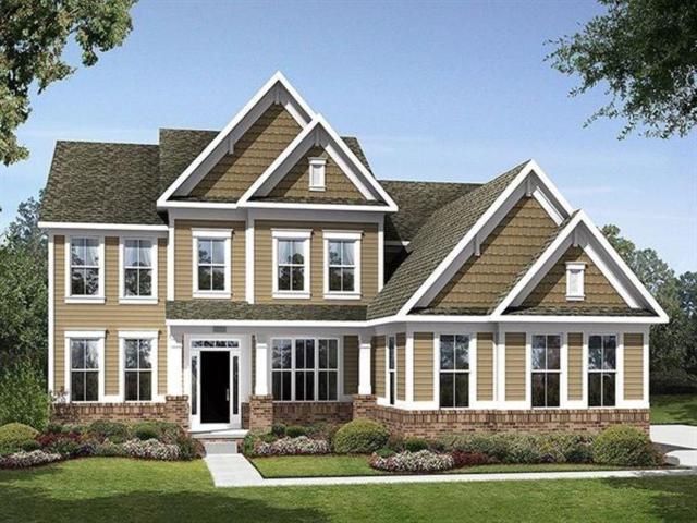 14413 Arnett Drive, Carmel, IN 46033 (MLS #21590658) :: Richwine Elite Group