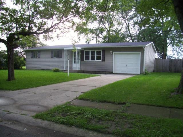 3001 S Walnut, Yorktown, IN 47396 (MLS #21590730) :: The ORR Home Selling Team