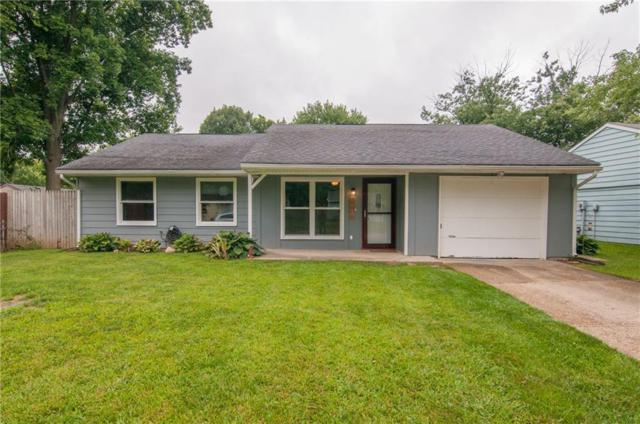 5434 Straw Hat Drive, Indianapolis, IN 46237 (MLS #21590752) :: FC Tucker Company