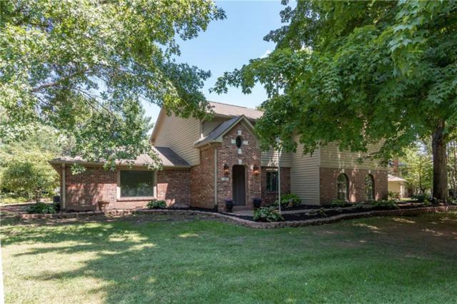 46 Ridgeway Drive, Brownsburg, IN 46112 (MLS #21590760) :: The Indy Property Source